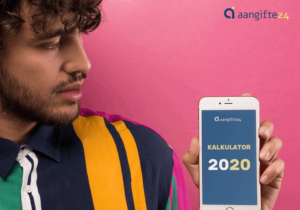 Kalkulator podatkowy Holandia 2020 rok