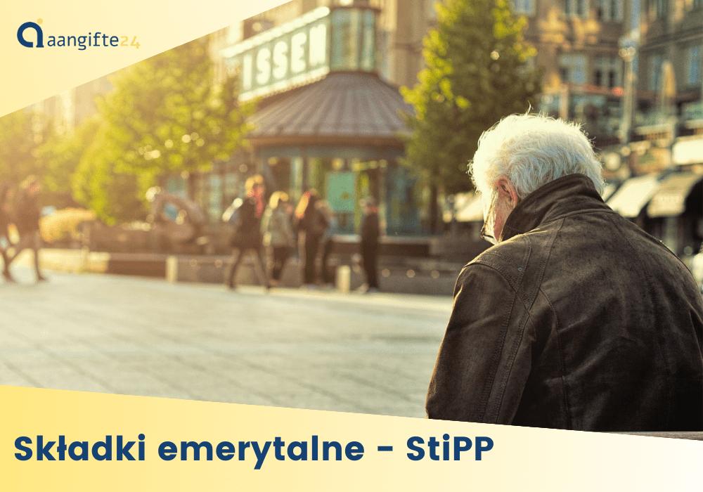 Zwrot składek emerytalnych z Holandii - stipp