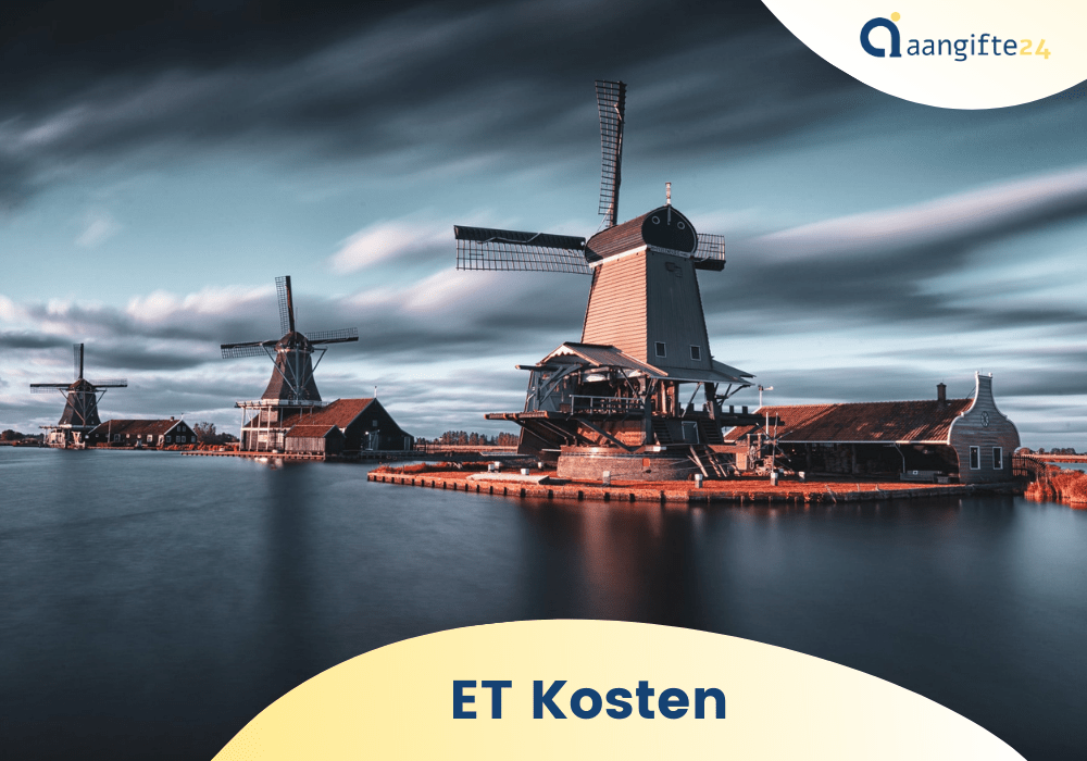 Koszty eksterytorialne w Holandii - ET Kosten